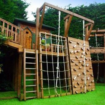 Incredible Backyard Playground Kids Design Ideas18