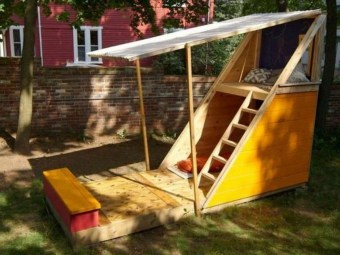 Incredible Backyard Playground Kids Design Ideas25