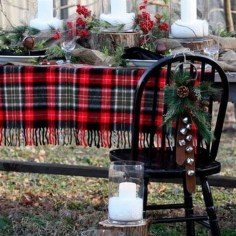 Inexpensive Diy Outdoor Winter Table Decoration Ideas02