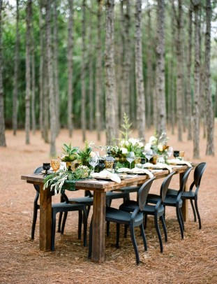 Inexpensive Diy Outdoor Winter Table Decoration Ideas15
