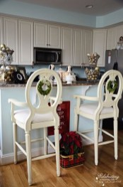 Lovely Christmas Kitchen Decorating Ideas20