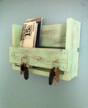 Pretty Diy Pallet Project Ideas13