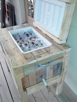 Pretty Diy Pallet Project Ideas39