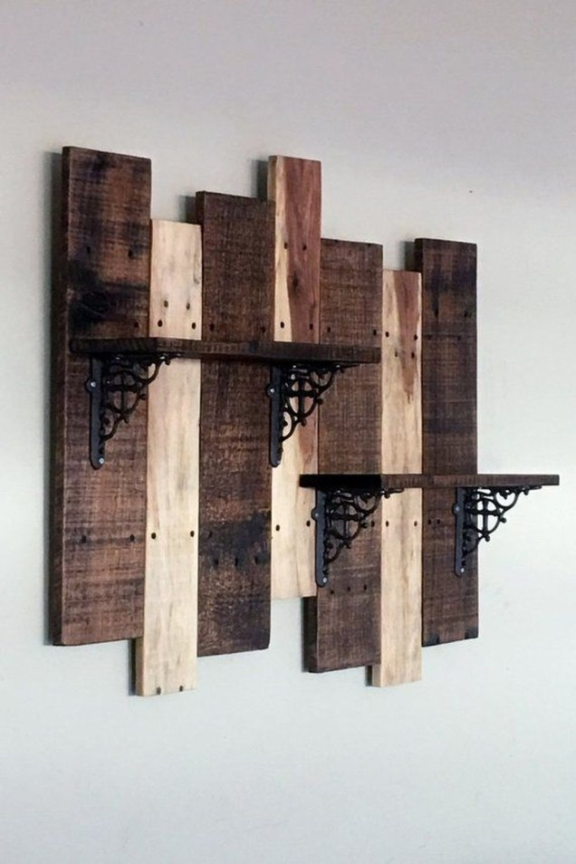 Pretty Diy Pallet Project Ideas43