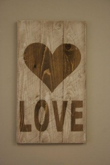 Affordable Outdoors And Indoors Signs Ideas For Valentines Day32