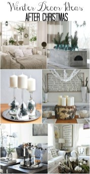 Amazing Diy Winter Home Decoration Ideas28