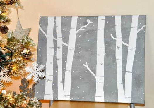 Amazing Diy Winter Home Decoration Ideas36