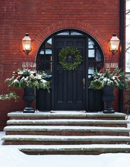 Awesome Outdoor Winter Decoration Ideas26