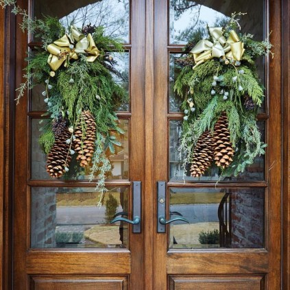 Awesome Outdoor Winter Decoration Ideas33
