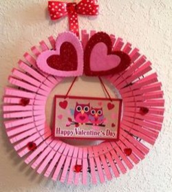 Beautiful Diy Valentines Decoration Ideas05