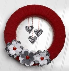 Beautiful Diy Valentines Decoration Ideas06