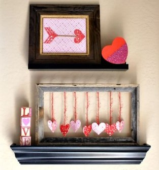 Beautiful Diy Valentines Decoration Ideas09