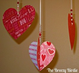 Beautiful Diy Valentines Decoration Ideas24