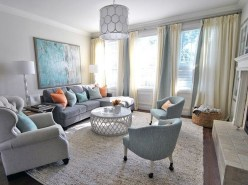 Beautiful Family Friendly Living Rooms Design Ideas19