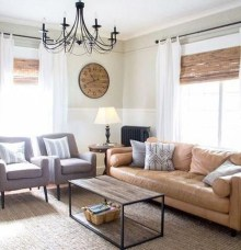 Beautiful Family Friendly Living Rooms Design Ideas38