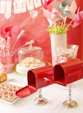 Best Décor Ideas For A Valentine'S Day Party09