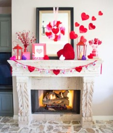 Best Décor Ideas For A Valentine'S Day Party14