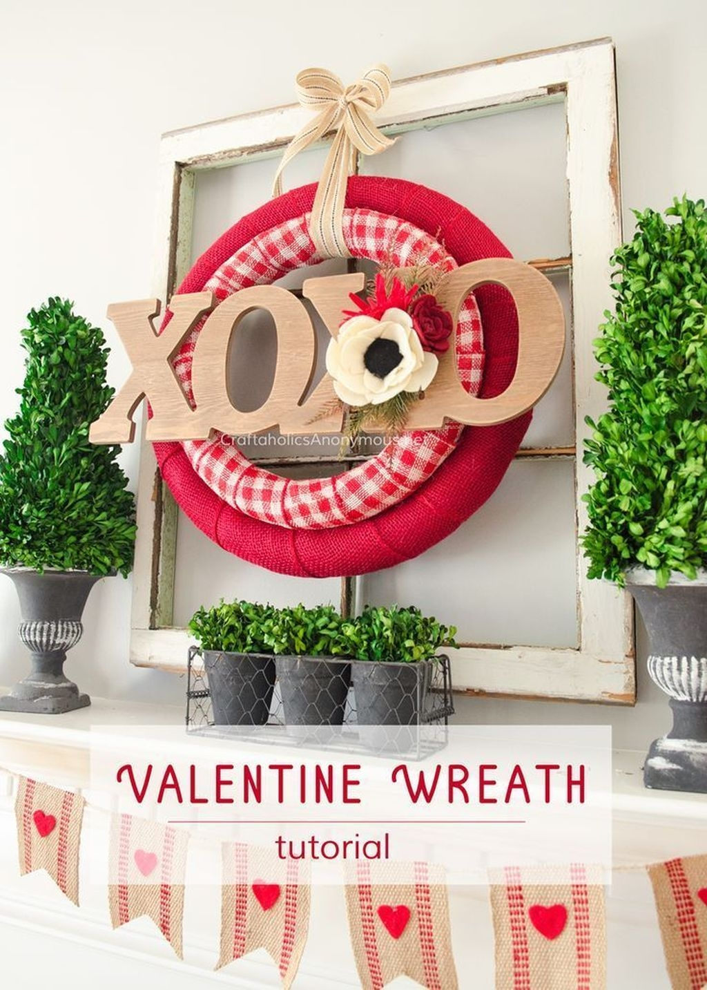 Best Décor Ideas For A Valentine'S Day Party21