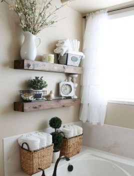 Cheap Bathroom Remodel Organization Ideas09