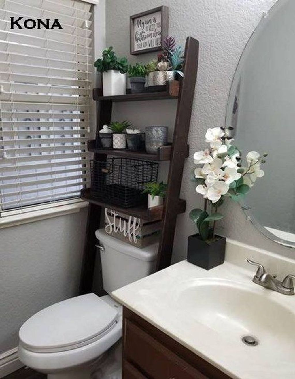 Cheap Bathroom Remodel Organization Ideas10