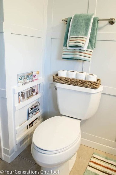 Cheap Bathroom Remodel Organization Ideas27