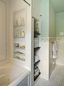 Cheap Bathroom Remodel Organization Ideas28
