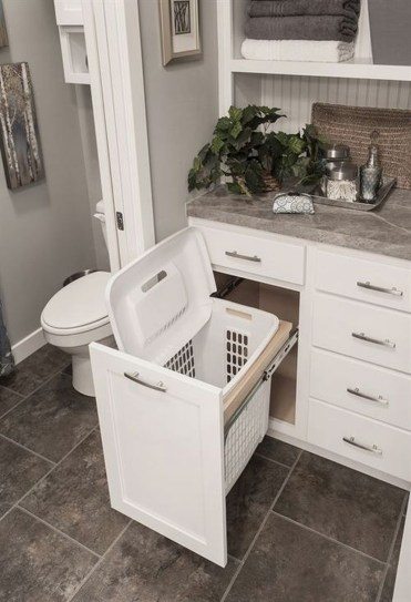 Cheap Bathroom Remodel Organization Ideas38