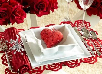 Elegant Table Settings Design Ideas For Valentines Day21
