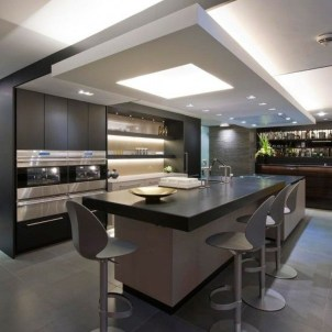 Modern Kitchen Island Design Ideas11