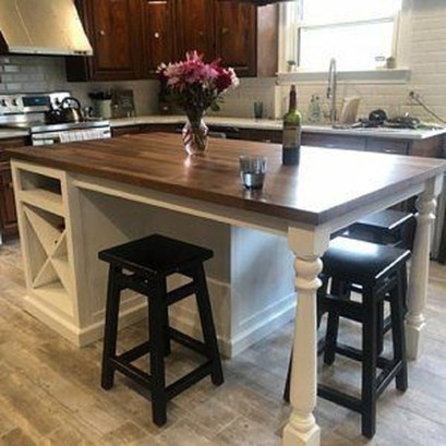 Modern Kitchen Island Design Ideas36