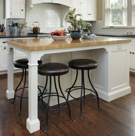 Modern Kitchen Island Design Ideas42