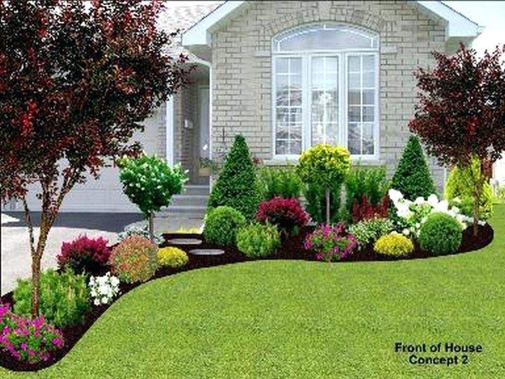 Pretty Front Yard Landscaping Ideas01