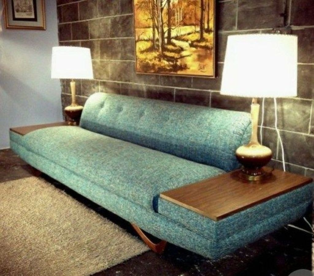 Relaxing Mid Century Modern Living Room Decor Ideas35
