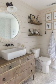 Stunning Coastal Style Bathroom Designs Ideas32