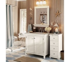 Stunning Coastal Style Bathroom Designs Ideas39