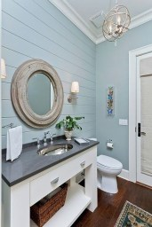 Stunning Coastal Style Bathroom Designs Ideas40