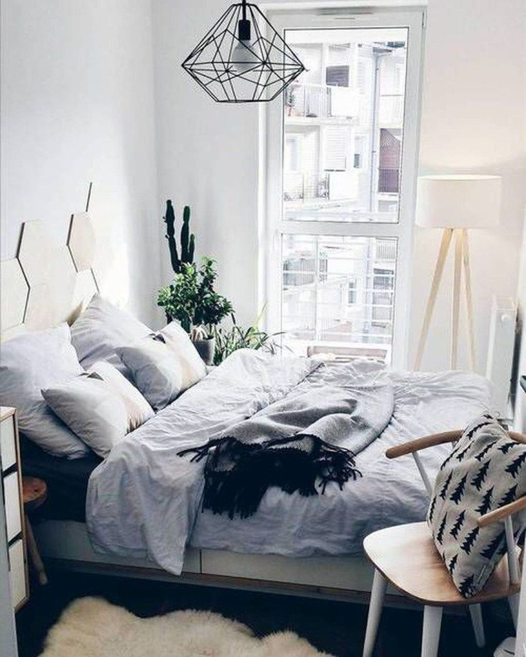 Stunning Small Bedroom Decoration Ideas19