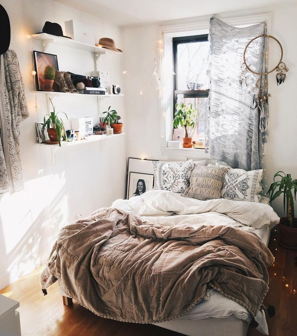 Stunning Small Bedroom Decoration Ideas41