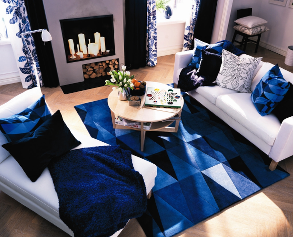 Wonderful Blue Studio Apartment Decor Ideas On A Budget16