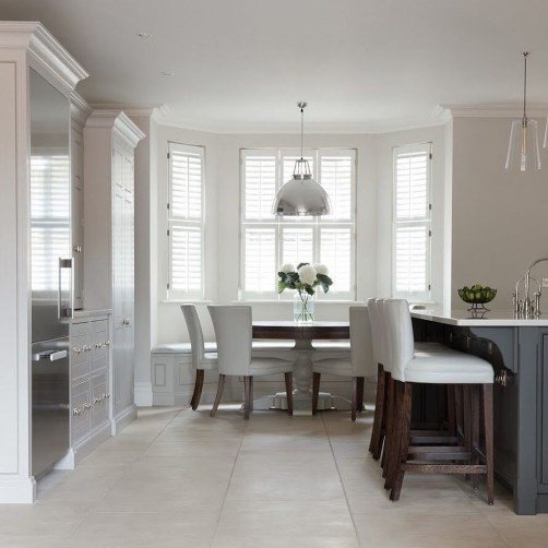 Creative Banquette Seating Ideas For Kitchen35