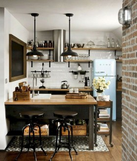 Creative Small Kitchen Remodel Ideas17