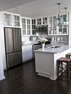 Creative Small Kitchen Remodel Ideas40