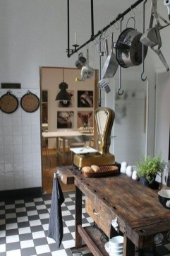 Elegant Farmhouse Kitchen Design Decor Ideas43