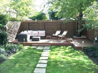 Smart Backyard Landscaping Ideas On A Budget11