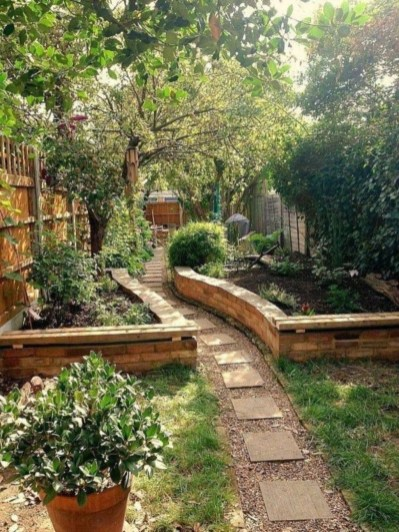 Smart Backyard Landscaping Ideas On A Budget48