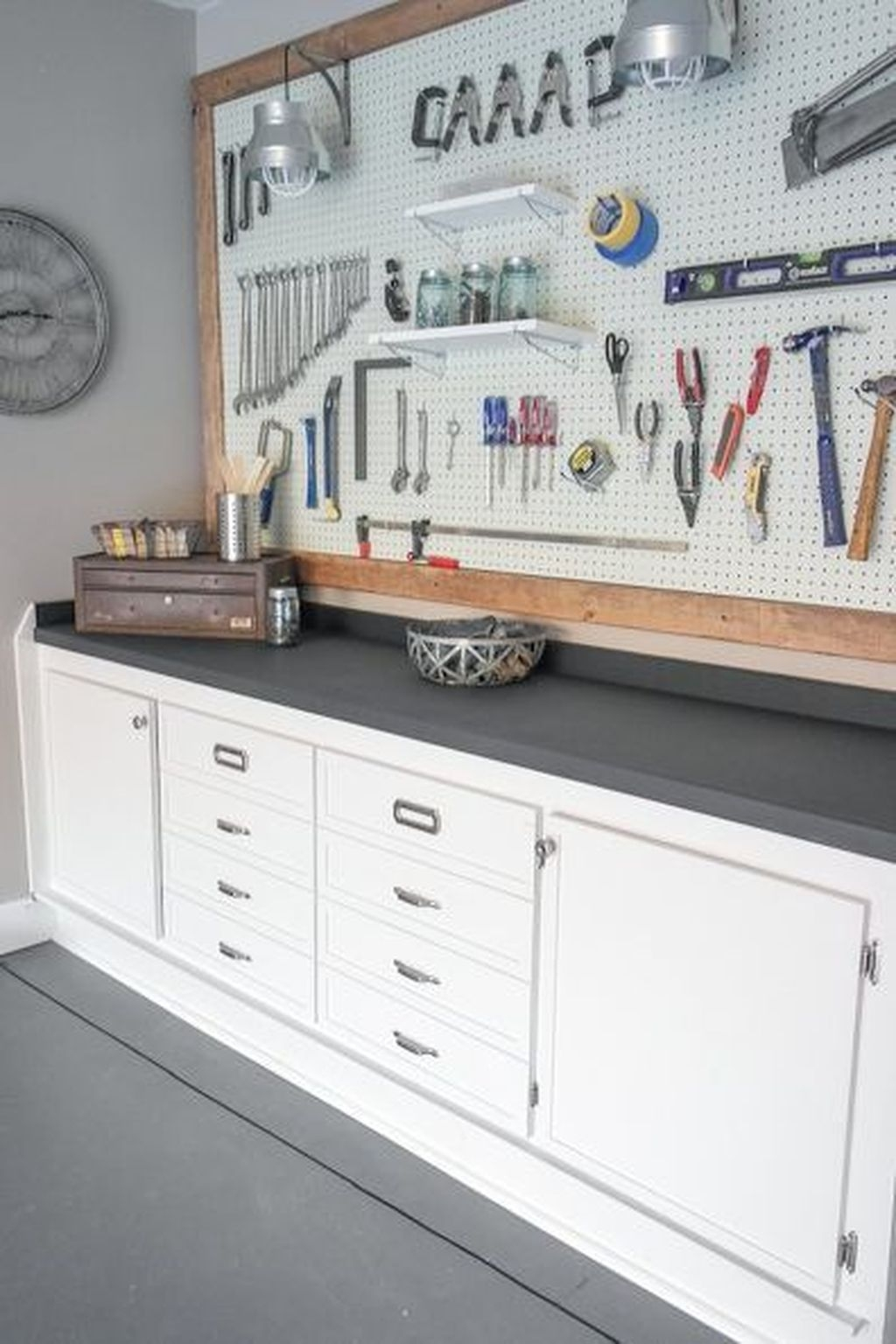 Smart Garage Organization Ideas13