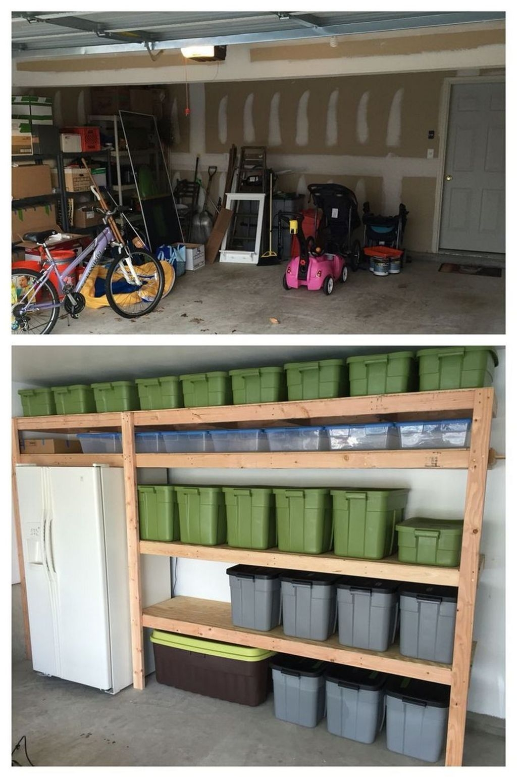 Smart Garage Organization Ideas20