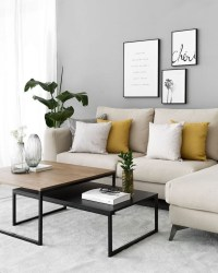 Stylish Small Living Room Decor Ideas On A Budget15