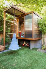 Wonderful Diy Playground Project Ideas For Backyard Landscaping27