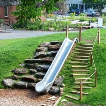 Wonderful Diy Playground Project Ideas For Backyard Landscaping31
